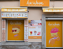 DESIGN AND PHOTOS for Ice Wave, Ljubljana