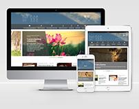 Fra3.net - Website Design for Franciscan Monks
