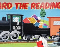 All Aboard the Reading Train!