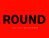 Flamante Round Fonts