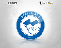 Hertha BSC | logo redesign