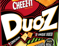 Cheez-it Duoz Concept