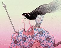 Empress Jingū