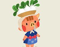 Animal Crossing: Daisy Mae