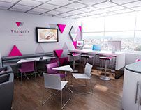 Trinity Branding and CGI work