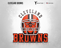 Cleveland Browns | logo redesign