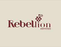 "Logo - Wine Brand ""Rebellion"""