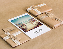 I + P Wedding - Invitations & Supplemental Materials