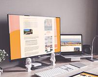 ALBA Study Abroad: Web Design & Dev