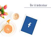 Liv Interior - Social Media