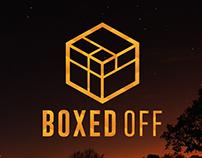 Boxed Off Festival Branding