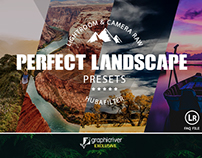 30 Perfect Landscape Lightroom & Camera RAW Presets