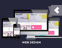 shiftstudios Web Design