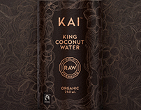 KAI Coconut Water - Presentation Pack.