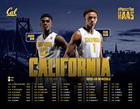 UC Berkeley | Men's Basketball 2015-16 (Unused Concept)