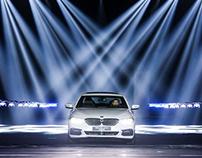 全新BMW5系上市发布