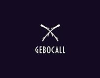Branding&Logotype design for GEBOCALL
