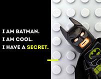 Batmans life presentation