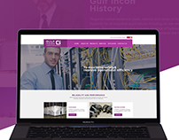 Website Design- Gulf Incon International