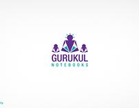 Gurukul - Notebooks Company Branding