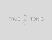 Letter Number: True Tonic Branding