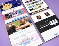 EducababyTV Web infantil