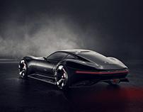 Mercedes AMG Vision Gran Turismo - CGI