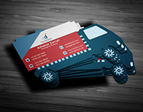 Marketing Business Card (Print Ready)