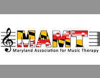 Maryland Association for Music Therapy New Company Logo