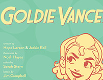Goldie Vance Issue #9 Review
