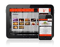 Punjabi Sizzlers : UK Restaurant Branding & Web Design