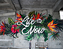 'Life is Now'
