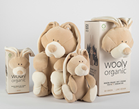 Baby Toy-Wooly Organic