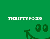 Thrifty Foods Brand Refresh