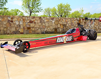 Race Cars, Dragsters, Prototypes & Funny Cars