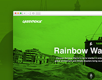 Greenpeace / Rainbow Warrior