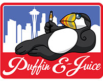 The Puffin E Juice project