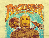 ROCKETEER ADVENTURE 1