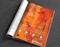 Busca Premiada - Anúncio em Revista