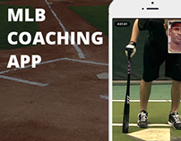 Real-time coaching lessons from real MLB players