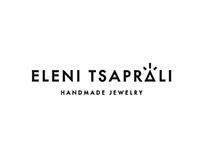 ELENI TSAPRALI // Branding