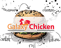 Galaxy Chicken