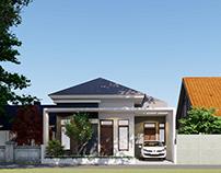 Desain Rumah - Rumah Tinggal