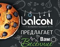 "Restaurant ""Balcon"" , Kasachstan, Almaty"