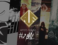 Artists Fourm #2 Evil