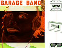 Illustrated Music Covers: Bob DiGiacomo