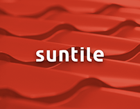 Suntile — branding and identity design project