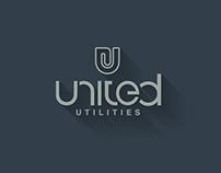 UNITED UTILITIES BRANDING