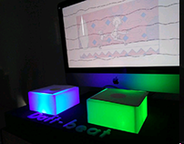 Daft Beat - Arduino Processing Drum Set