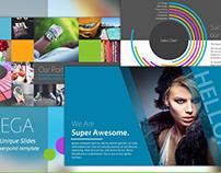 Vega - Free PowerPoint Template
